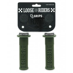 Gripy Loose Riders C/S GRIPS ARMY GREEN