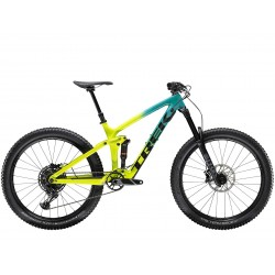 Trek Remedy 9.8 2020 Teal to Volt Fade