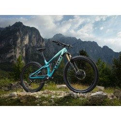 Trek Fuel EX 9.9 2020 Miami Green to Teal Fade