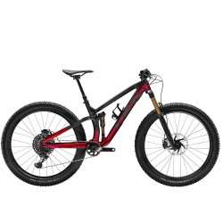 Trek Fuel EX 9.9 2020 Raw Carbon/Rage Red