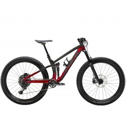 Trek Fuel EX 9.8 2020 Raw Carbon/Rage Red