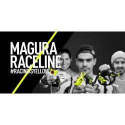 Magura MT7 RACELINE kotúčové brzdy SET
