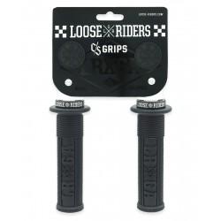 Gripy Loose Riders C/S GRIPS BLACK 31,2mm