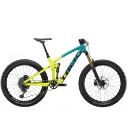 Trek Remedy 9.9 2020 Teal to Volt Fade