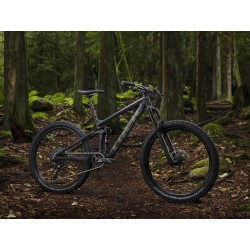 Trek Remedy 8 2020 Matte Trek Black