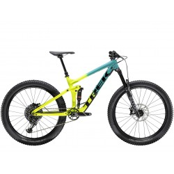 Trek Remedy 8 2020 Teal to Volt Fade