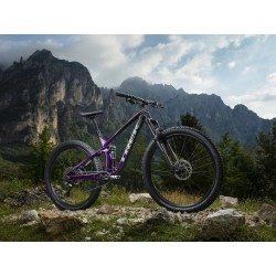 Trek Fuel Ex 7 2020 Black/Purple Lotus