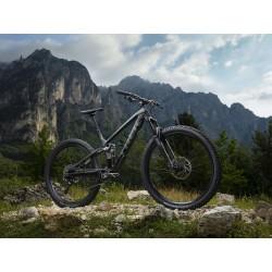 Trek Fuel EX 9.7 2020 Matte Raw Carbon/Gloss Trek Black