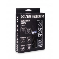 Boxerky Loose Riders WOLF