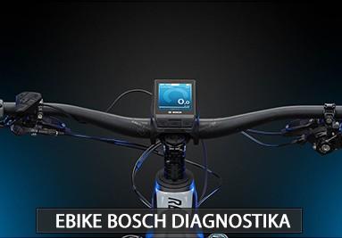 Bosch Ebike Servis a Diagnostika