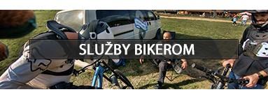 Služby Bikerom